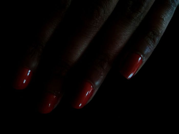 Nail Nails Human Body Part Human Hand EyeEm Best Shots Taking Photos Taking Pictures Red Close-up Nail Polish Fingernail Red Nail Polish Manicure Painting Fingernails Nail Art Drop Skin