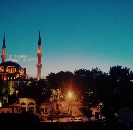 Eyeemfresh Goodnight Eyeeem EyeEm Nature Lover Lovelybuilding Building Mosque Uskudar Summertime Behappyforyourself Praying For World Peace if you change the worl, you can change yourself