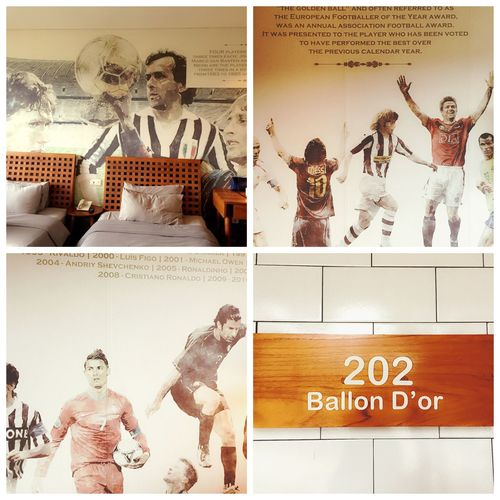 "Yeeaahhh This's our room ""Ballon D'or"" Theme Relaxing Taking Photos Enjoying Life"