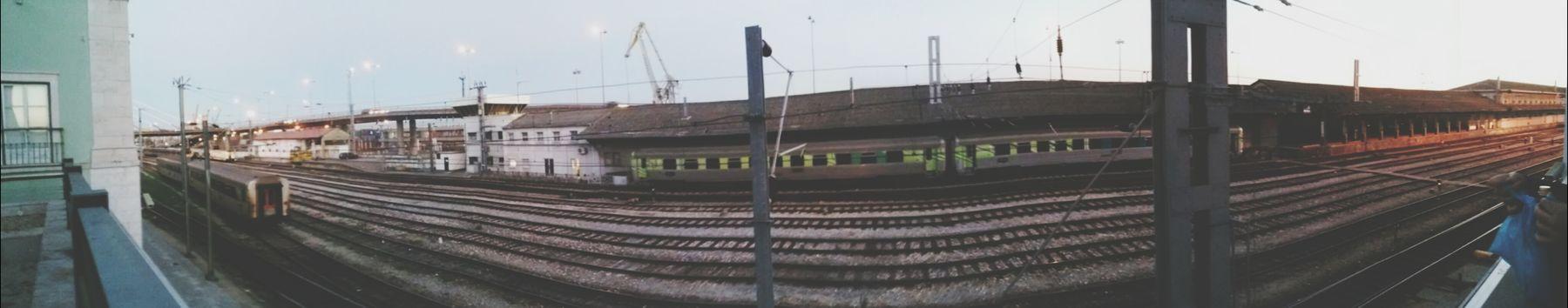 Trainspotting Trainyard
