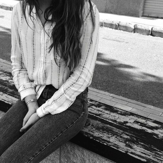 Lonesomeness Stop Time :c First Eyeem Photo
