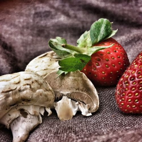 shoot and edited with iphone 6s ... Photooftheday IPS2016Closeup Photographer Food Strawberry Photoshoot