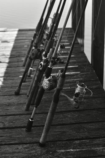 Shades Of Grey Blackandwhitephotography Blackandwhite B&w Photography B&w B&W Collection Fishingrods