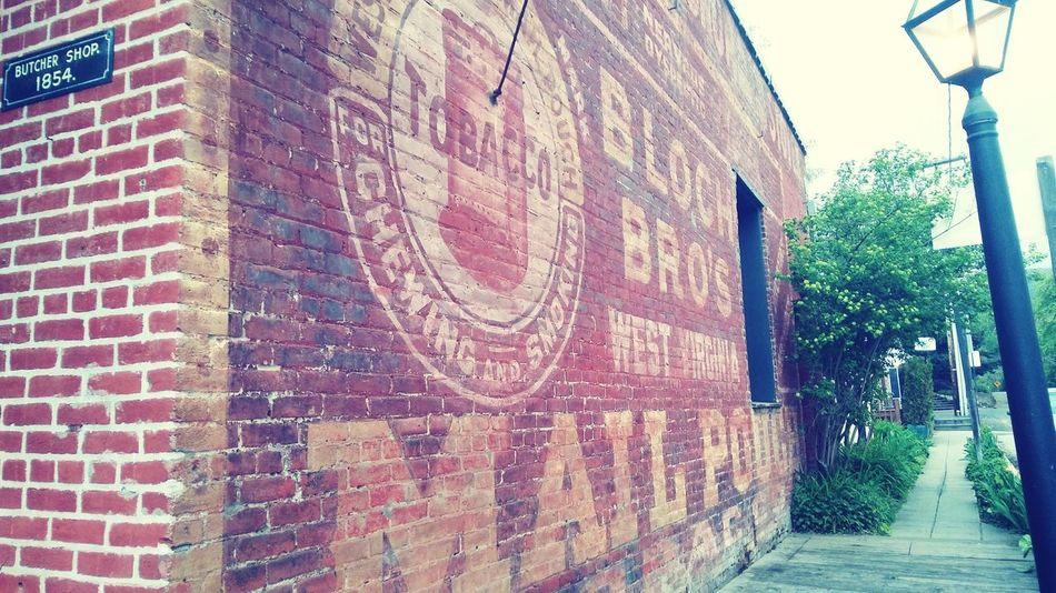 Jacksonville,Oregon Built 1854 Vintage Historic Buildings Historic Town