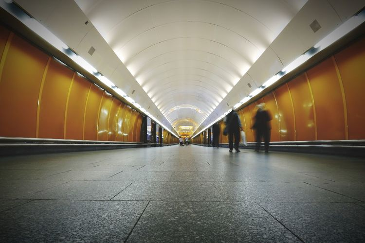 Czech Czech Republic Metro Metro Station People Indoors  Transportation Long Exposure Speed Prague City Travel Destinations Lighting Equipment Rush Hour Motion Underground Underground Station  2070