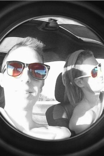 Sunday Sunglasses Smile