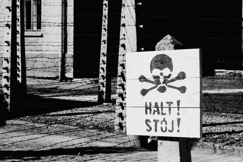 Poland Concentration Camp Aushwitz Aushwitz-Birkenau Prisoner Of War Prisoners Museum No People Victim