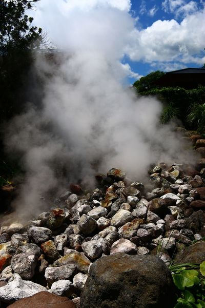 Onsen Hell Nature On Your Doorstep shot in beppu (8 hells) Hot Springs