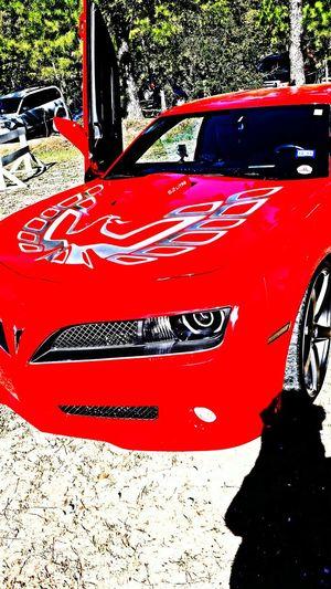 Show Car Pontiacfirebird First Eyeem Photo