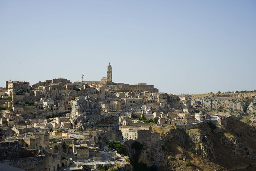 Bsilicata Matera Matera Italy Matera, Italy Architecture Building Exterior Built Structure City Cityscape History Matera2019 No People Outdoors Tourism Travel Destinations