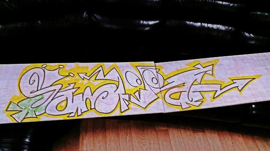 SAMDORA Graffiti Progress Work Work In Progress going to finish with Acrylics