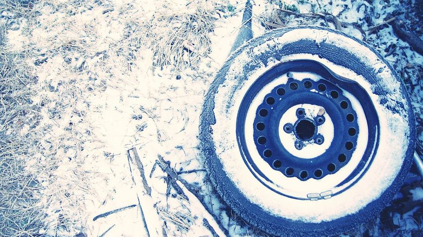 Snowy Tire Snow Tire Car Tire Ground Ice Cold Objects Of Everyday Life Old Perspective Covered In Snow Frozen White Tread Car Parts Spare Parts Spare Circles Circles In Circles Round Rolls Movement Stillness