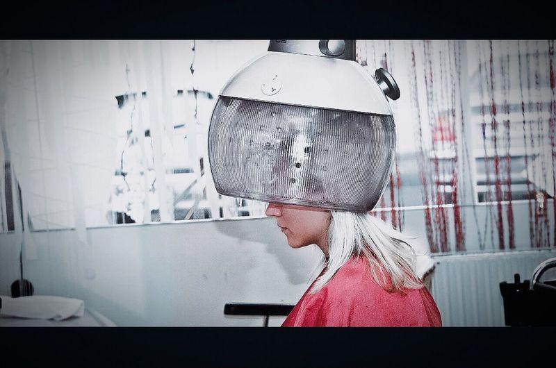 Horror Brainstorming Brain Freeze New Haircut Blonde Gehirnwäsche People Everyday Joy My Fuckin Berlin THE BRAINSOUP MACHINE Things I Like Human Meets Technology
