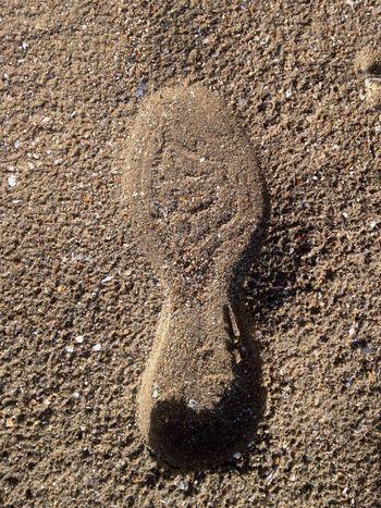 Beach FootPrint Nike✔ Running Beachrun Sand Nikerunning NikeRun Knokke Belgium my footprint when running at the beach in Knokke 🏃🏼♀️