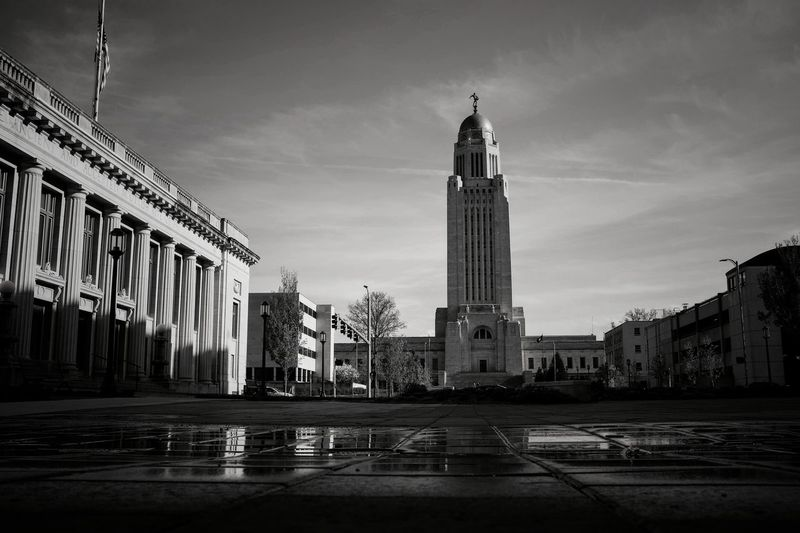 Visual Journal May 2018 Lincoln, Nebraska 35mm Camera A Day In The Life Camera Work Downtown EyeEm Best Shots FUJIFILM X100S Getty Images Lincoln, Nebraska MidWest Nebraska Photo Essay State Capitol State Capitol Building Visual Journal Always Taking Photos Architectural Column Architecture Belief Building Building Exterior Built Structure City Cloud - Sky Day Downtown District Eye For Photography Fujifilm Monochrome Nature No People Office Building Exterior On The Road Outdoors Photo Diary Place Of Worship Religion S.ramos May 2018 Schwarzweiß Sky Skyscraper Spirituality Street Tower Travel Destinations