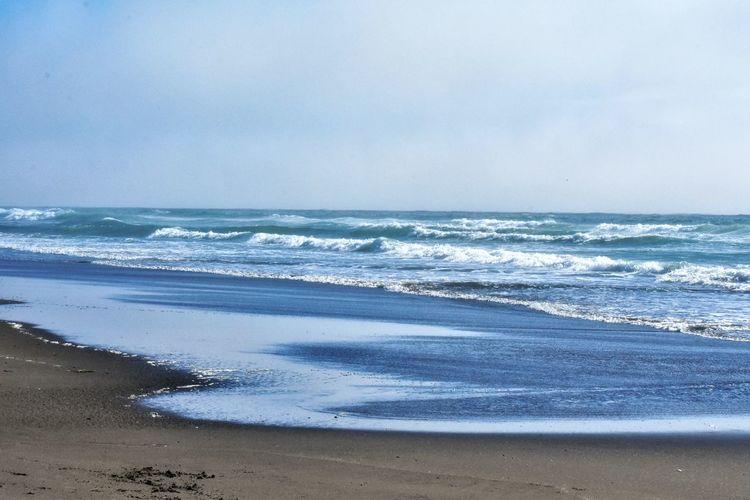 west coast Oregon Ineffable Life Photography And Art West Coast Water Wave Sea Beach Sand Tide Sky Horizon Over Water Cloud - Sky Rushing Surf Coastline Shore Low Tide Coast Seashore Ocean Sandy Beach