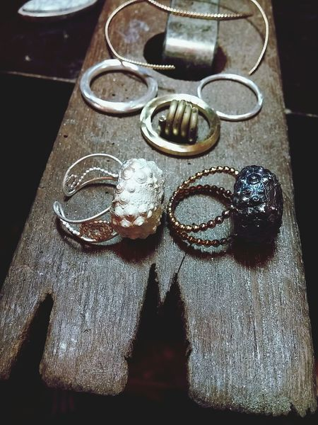 Handmade Jewellery Rings Workbench Metalsmith Jewelrydesign Jewelry Handmade Silver  Taipei Taiwan