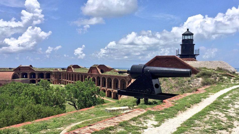 Fort Jefferson Dry Tortugas Florida History