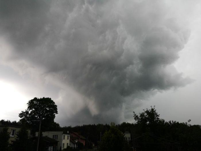 Wind Clouds Storm Storm Clouds Rain