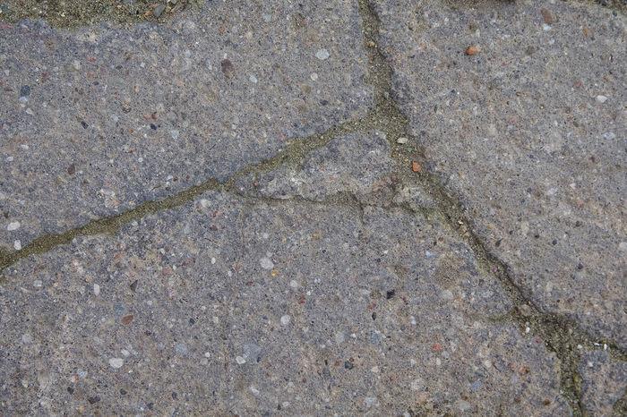 Geometry Ruined Wall Schlagloch