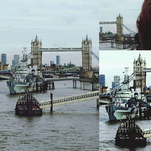 London Lifestyle Bridge - Man Made Structure Architecture Nautical Vessel