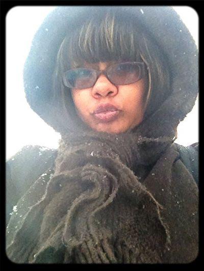 #Schoolflow #Snowingearly