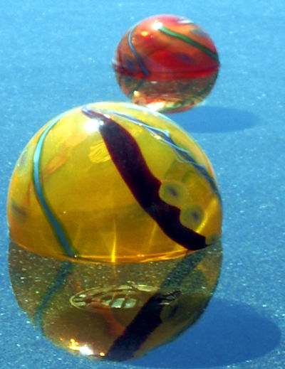 Glass Water Art