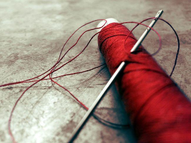 Needle Red