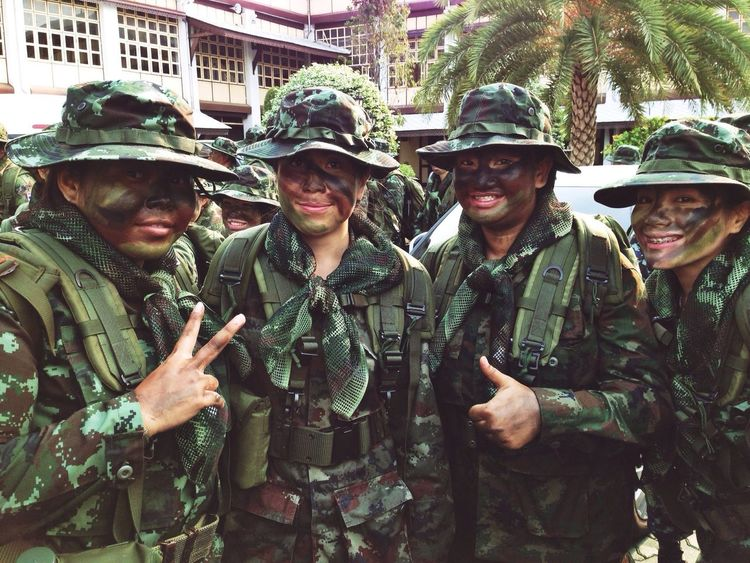 Army Face Paint ,,