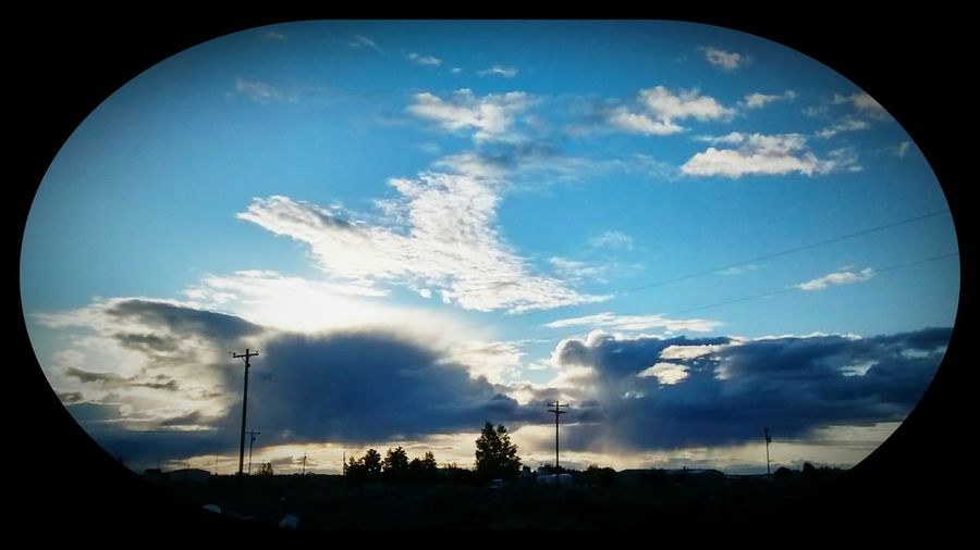 Skyporn My View Check This Out Oregon Coolpic Awesome May 2016 Awesome_shots Nature Photography Outdoor Pictures Sky Looking Out My Front Door Outdoors Cloudporn Blue Sky