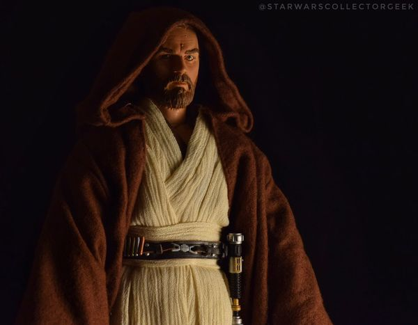 Obiwankenobi Sideshowcollectibles Starwars Star Wars Action Figure Photography Actionfigurephotography Toy Photography Toyphotography Photography Toys Star Wars Collectables
