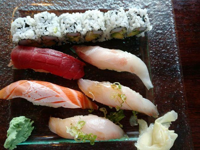 Seafood Sushi Freshness
