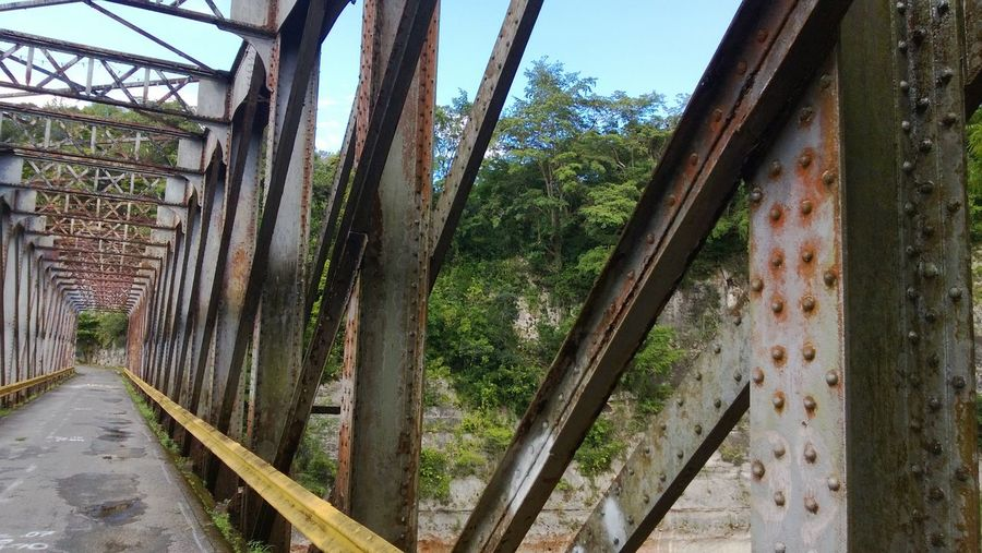 Architecture Built Structure Day Long Narrow No People Old And Rusty Outdoors Sky The Way Forward