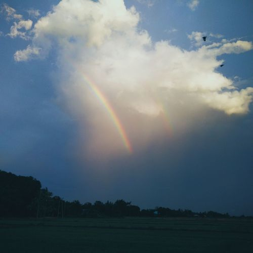 Doublerainbow Some Where Over The Rainbow Home Sweet Home ♥