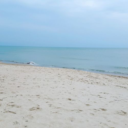 Sea Beach Horizon Over Water Sand Sky Outdoors Water Day No People Nature Nature Reserve