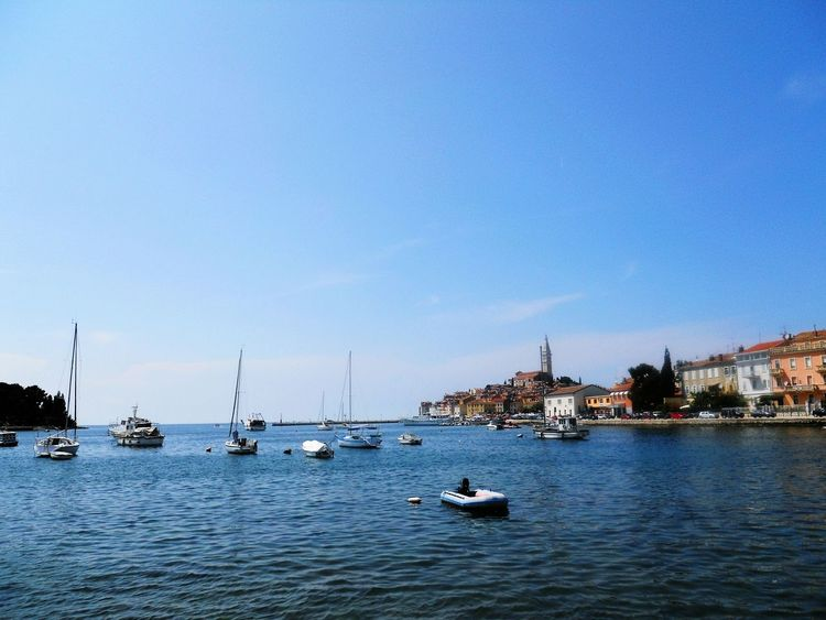 Croazia Summer See Porto Point Of View Essence Of Summer The Essence Of Summer- 2016 EyeEm Awards Rovigo Rovinj GoodDay❤ Relaxing Church Panorama View Lifeisbeautiful Wonderful