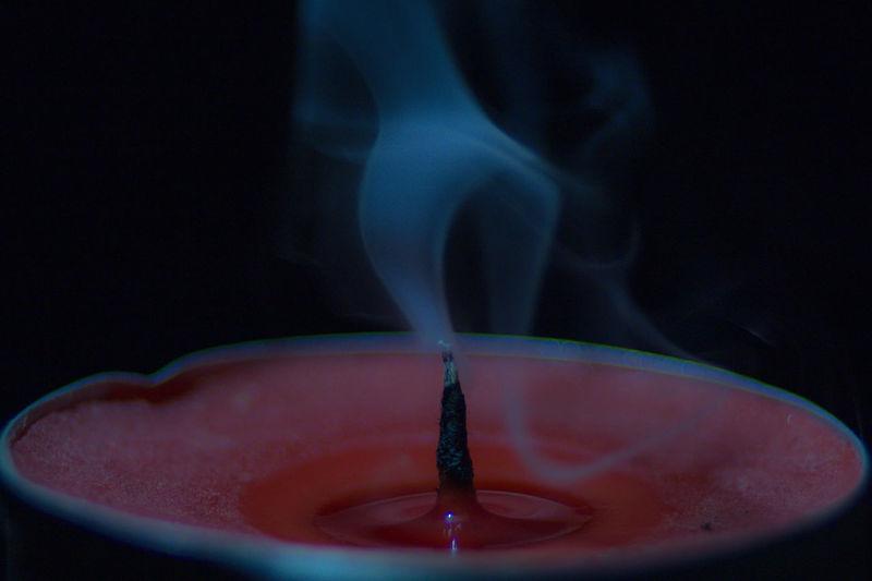 Smoke Candle