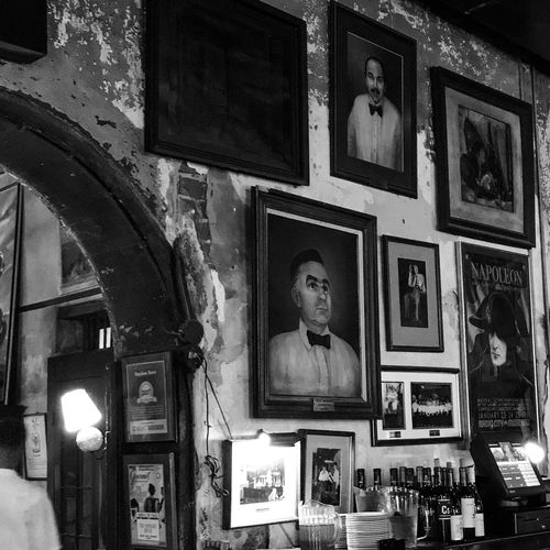 These walls and arches Black And White Bnw Travel Restaurant Illuminated Architecture No People Store Frame Arts Culture And Entertainment Picture Frame Built Structure