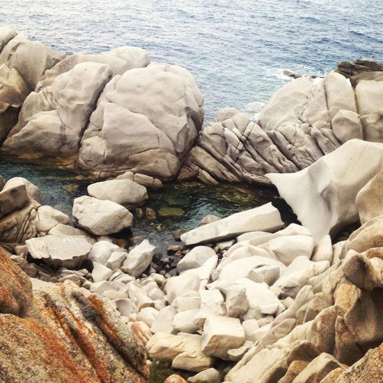 Dome's secret private natural pool, eight wonder of the world Capotesta Sardegna