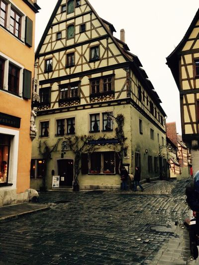 Rothenburg Ob Der Tauber Rothenburg GERMANY🇩🇪DEUTSCHERLAND@ Germany Ancient Building Ancient City Ancient Civilization Ancient Architecture
