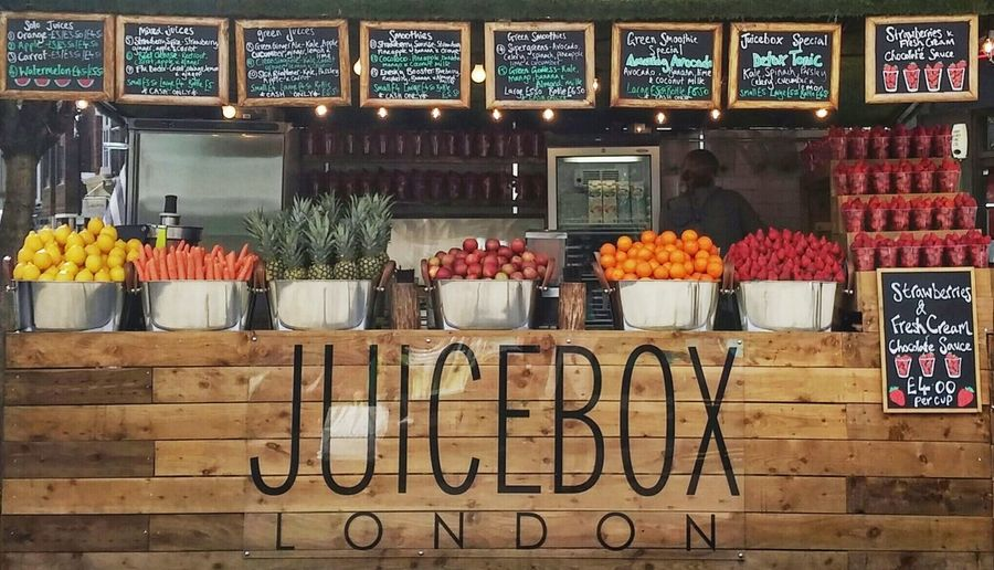 Juicebox Juicebox Fruit Fresh Yummy Eat More Fruit Eating Healthy Eating Out Street Food London Healthy Lifestyle Juice Postcode Postcards