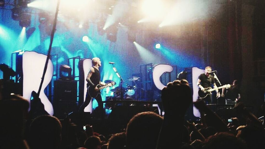 """Rise Against""-Chiccago,Illinois Chicago Concert Rise Against"