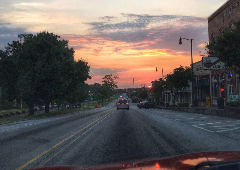 Sunrise in Douglasville on a Sunday morning. EyeEm Best Shots - Sunsets + Sunrise Sunrise And Clouds EyeEm Best Shots - HDR Sunrise