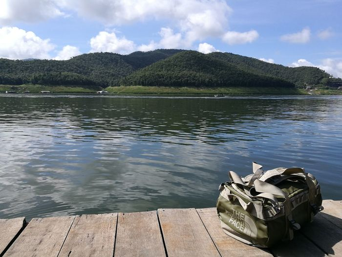 Daypacking Backpacking Backpacker Fresh Water Mountain Journey Onedaytrip Colour Of Life