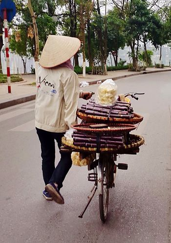 Sugar Cane Hanoi, Vietnam Ba Dinh, Vietnam Street Vendor I Love Vietnam Amatuer Photographer Truc Bach Strolling