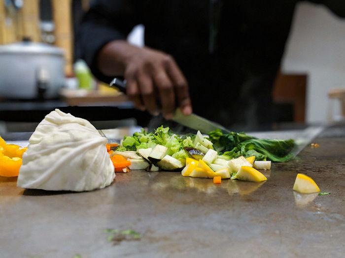 chef Human Hand