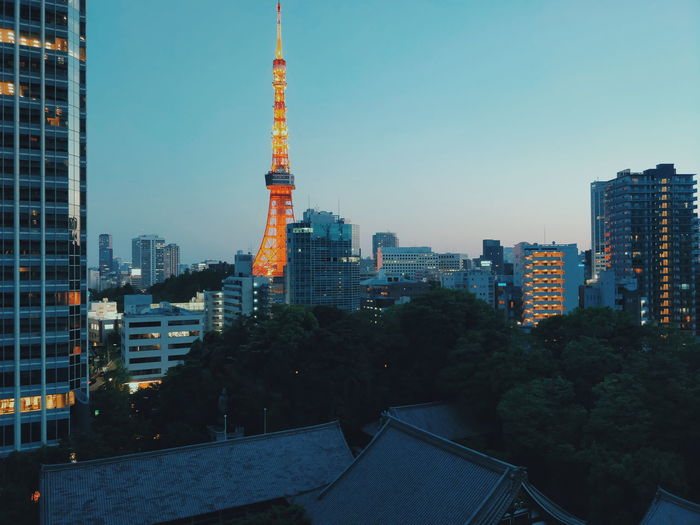 Tokyo Tower by