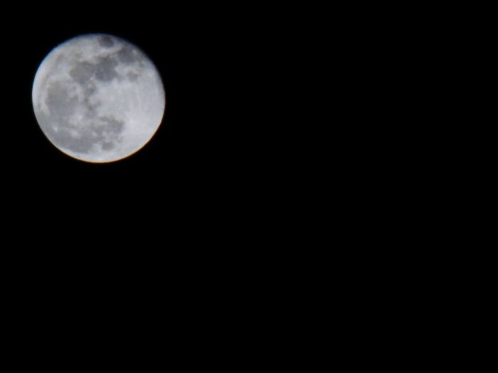 Moon Nature Moon Superzoom Night Beauty Nice First Eyeem Photo
