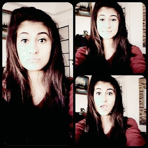 La la Bored Home Pff Smile happy sad hair love funny day