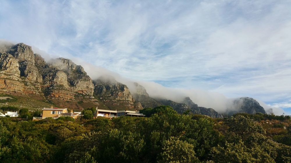 Cloud - Sky Nature Landscape Mountain Terraced Field Cape Town, South Africa EyeEmNewHere Wonderful View Amazing View Table Mountain View Cape Town Table Mountain Scenic Landscapes Amazing Place Extraordinary Nature Sky And Clouds Clouds Over Mountains Foamy Clouds Mountain_collection Mountainscape Mountain Range Panoramic View Panoramic Landscape Check This Out Breathing Space Lost In The Landscape